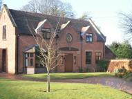 Detached house for sale in Old Coach House School...