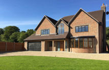5 bedroom Detached house for sale in Yew Tree Road, Dorking...