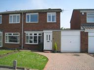 semi detached house for sale in Corbridge Close...