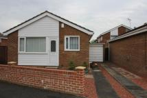 Detached Bungalow for sale in Welwyn Close, Wallsend...