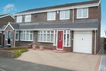 4 bed semi detached property for sale in Sunholme Drive, Wallsend...