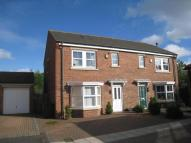 3 bed semi detached home for sale in Wiltshire Gardens...