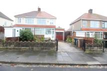 Station Road North semi detached property for sale