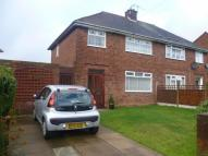 3 bed semi detached house in Parry Road...