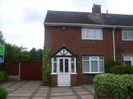 2 bed semi detached house in Blackwood Avenue...