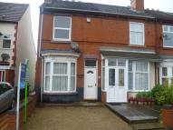 2 bed home in Bolton Road...