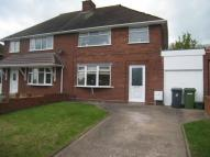 3 bed semi detached home in Griffiths Drive...