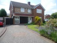 3 bed semi detached house in Helming Drive...