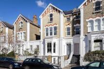 Terraced house in Fernshaw Road, London...