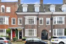 Terraced house for sale in Mallord Street, SW3
