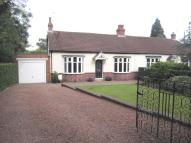 Cornmoor Road Semi-Detached Bungalow for sale