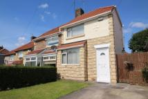2 bed semi detached house in Alwinton Gardens...