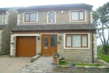 Detached home in Beacon Road, Bradford...