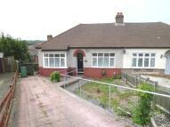 2 bed Semi-Detached Bungalow to rent in Doris Avenue, Erith, DA8