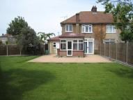 3 bed semi detached property in Heversham Road...