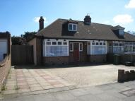 Bungalow in Townley Road...