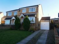 semi detached property in Valley Crescent...