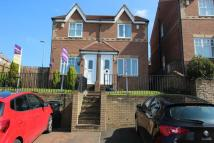 semi detached house in Morgans Way...