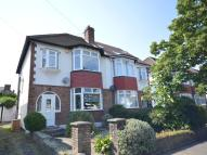 3 bedroom semi detached house in Riverview Park, London...