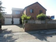 Detached property in Brookhill Leys Road...