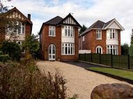 Detached home in Nottingham Road...