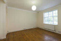 Flat in Belsize Grove...