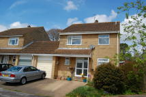 3 bed Link Detached House in Cale Way, Wincanton, BA9