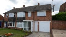 4 bedroom semi detached house in Coppice Road, Woodley...