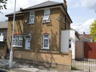 semi detached home for sale in Cumberland Road, London...