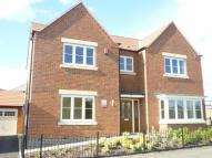 4 bedroom new house in Nailers Way, Belper, DE56