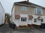Flat for sale in Stakes Road...