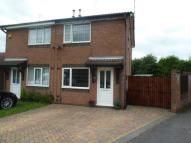 semi detached property for sale in Holbein Close, Bedworth...