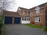 4 bedroom Detached home in Columbine Way, Bedworth...