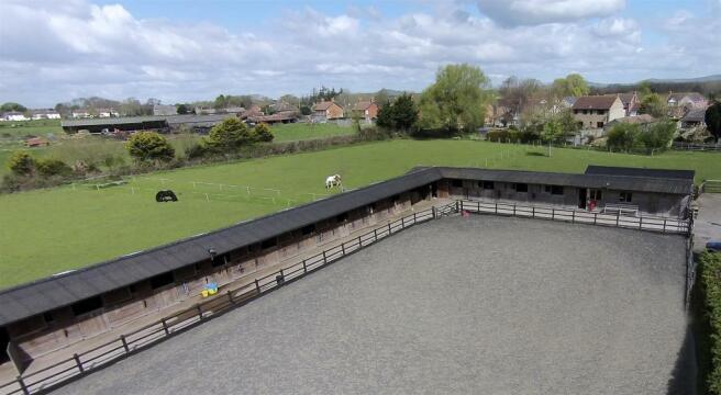 Arena & yard