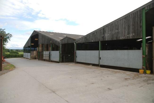 Livestock barns