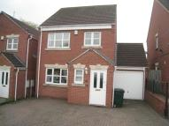 Detached house for sale in Maple Walk, Longford...