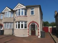 3 bedroom semi detached home for sale in Waltham Close...