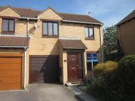 2 bedroom semi detached property for sale in Elgar Close, Clevedon...