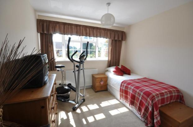 Main 3rd Bedroom