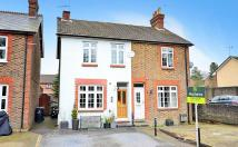 semi detached house in Reigate Road, Hookwood...