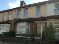 Terraced house in Brook Road, Gravesend...