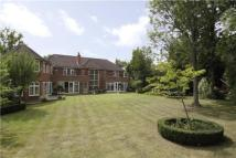Detached house to rent in Coombe Park...