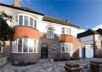 4 bedroom semi detached home in Burdett Avenue...