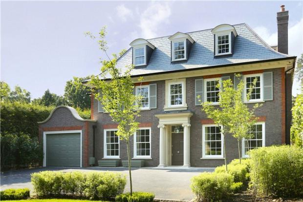 4 bedroom detached house for sale in coombe hill road kingston upon thames kt2