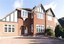 semi detached home in Kenley Road...