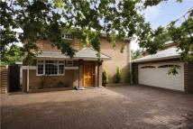 4 bedroom Detached property to rent in Coombe Hill Road...