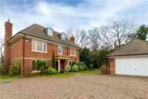 Detached house in Eastcott Close...