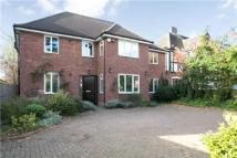 Detached property to rent in Traps Lane, New Malden