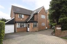 Detached property in Burghley Avenue...