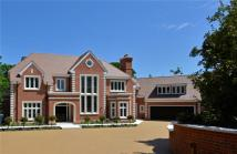 6 bedroom Detached property in Coombe Hill Road...